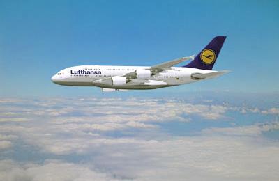 德国汉莎航空增开上海南京至欧洲直航