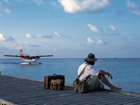 马尔代夫—水上飞机