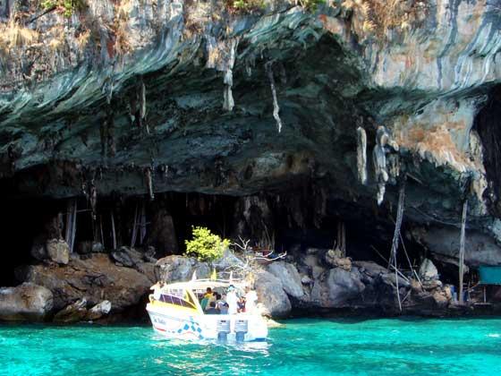 泰国普吉岛 燕窝洞