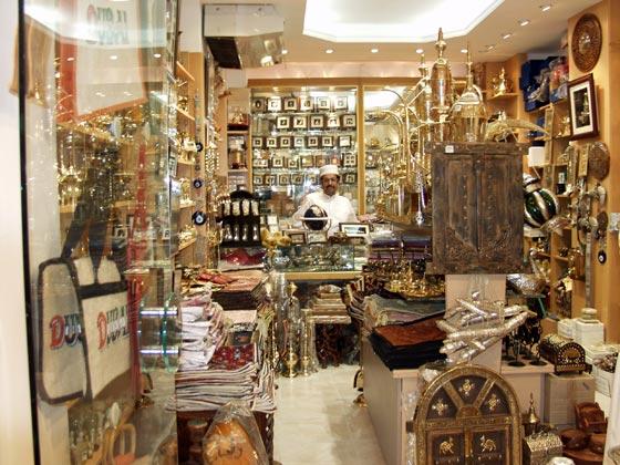 阿联酋-迪拜-黄金市场
