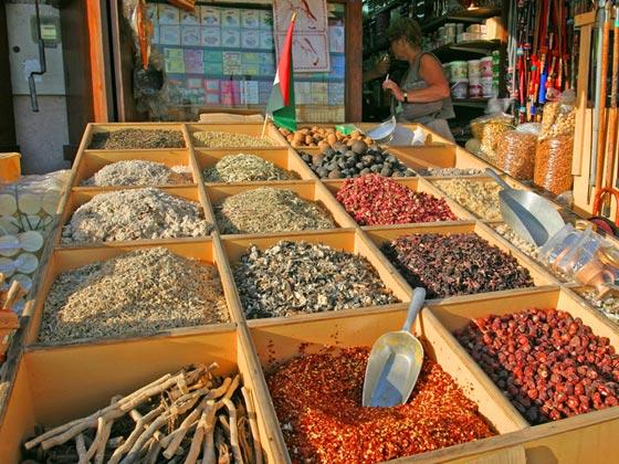 阿联酋-迪拜-香料市场
