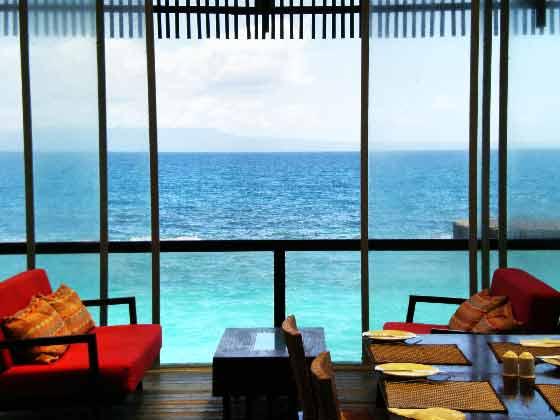 巴厘岛-海滨酒店