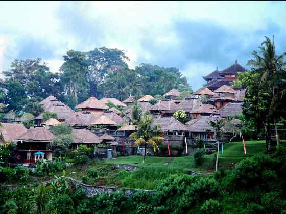 巴厘岛-特色建筑