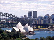 澳大利亚 悉尼市容