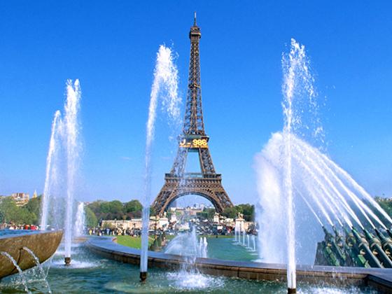 法国-巴黎铁塔