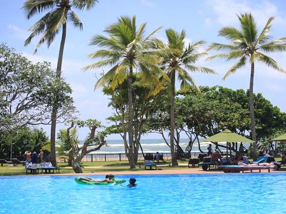 斯里兰卡―当地酒店环境