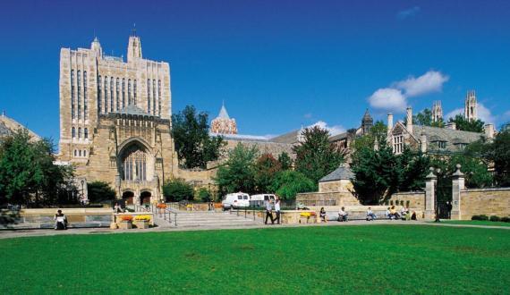 耶鲁大学图片