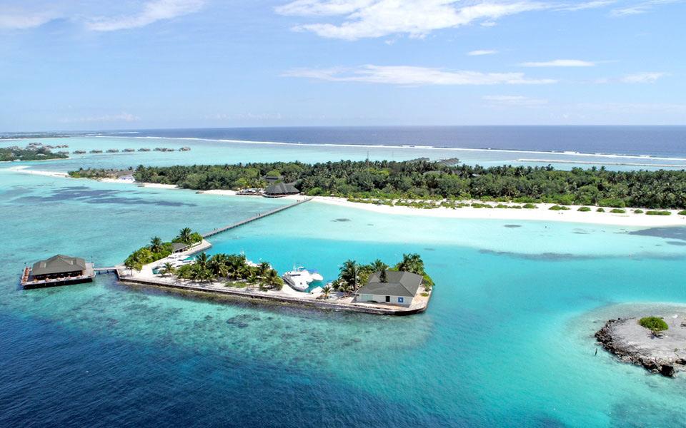 马尔代夫天堂岛6日自由行-广州出发-凯撒旅游网