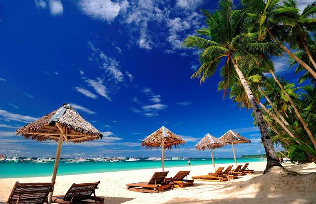 菲比寻常-菲律宾长滩岛.