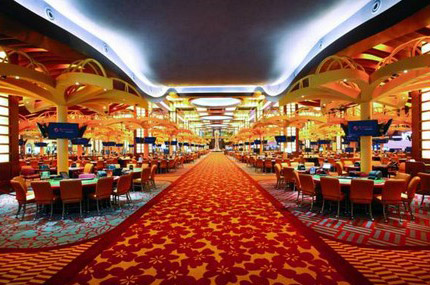 新加坡圣淘沙名胜世界节庆酒店