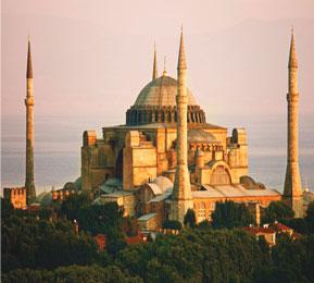 北京出发 土耳其10日蓝色之旅